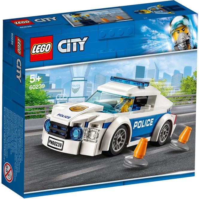 LEGO® City Police 60239 - Streifenwagen