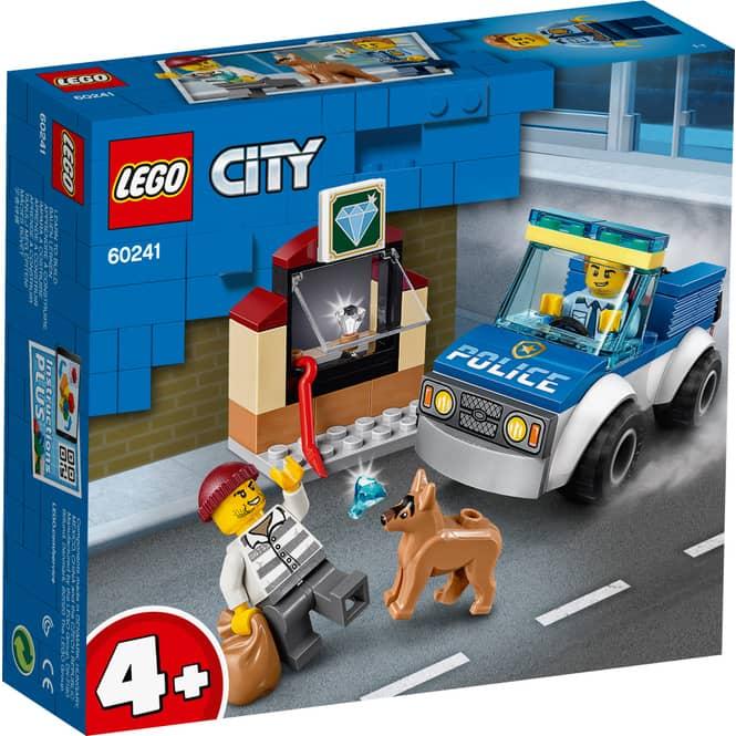 LEGO® City Police 60241 - Polizeihundestaffel