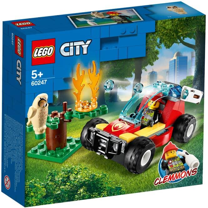 LEGO® City Fire 60247 - Waldbrand