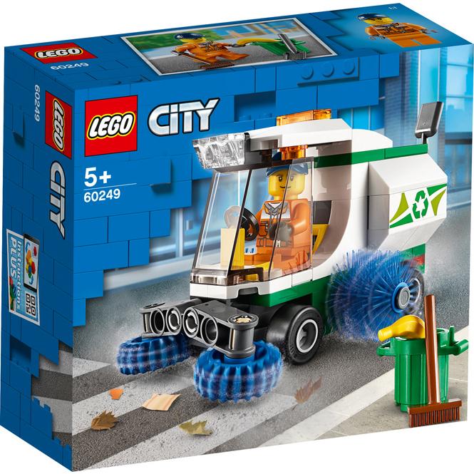 LEGO® City Great Vehicles 60249 - Straßenkehrmaschine