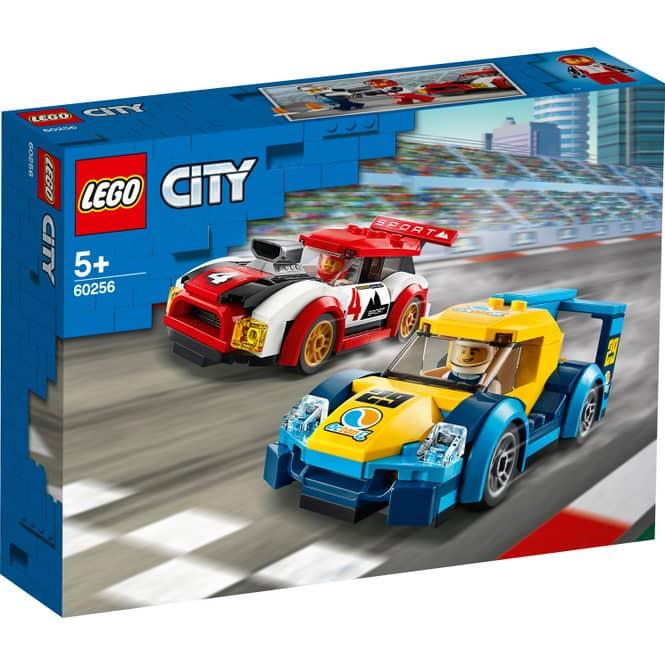 LEGO® City Nitro Wheels 60256 - Rennwagen-Duell