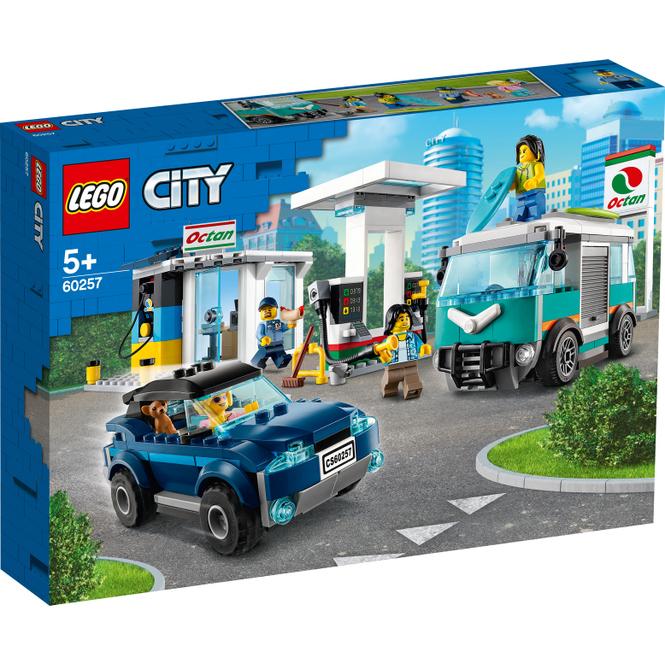 LEGO® City Nitro Wheels 60257 - Tankstelle