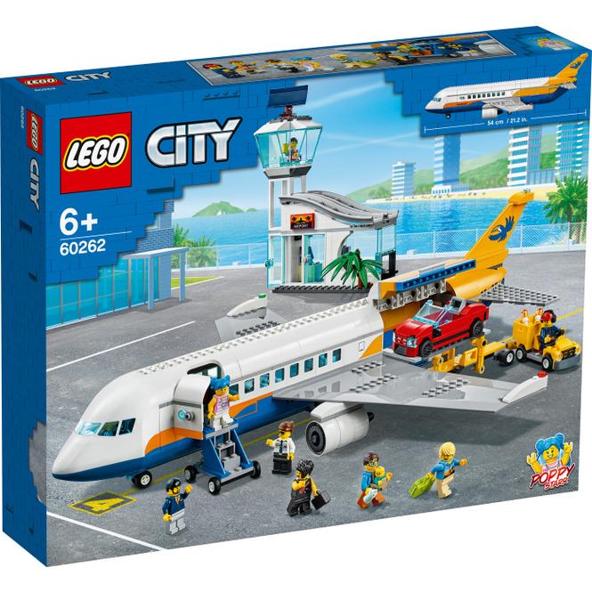 LEGO® City Airport 60262 - Passagierflugzeug