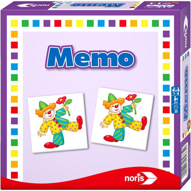 Memo Noris Spiele