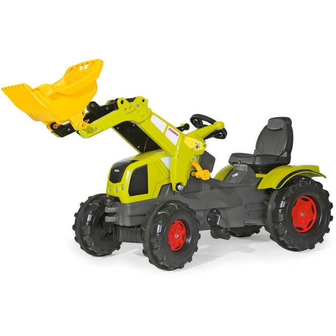Trettraktor mit Frontlader - rollyFarmtrac - Claas Axos 340