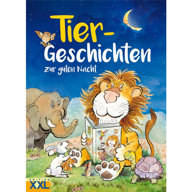 Tiergeschichten zur guten Nacht - Edition XXL