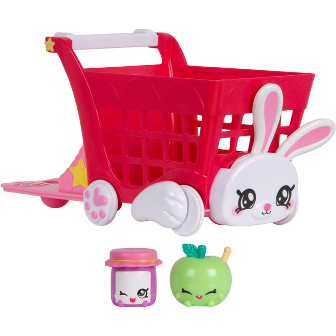 Kindi Kids - Einkaufswagen - Spielset