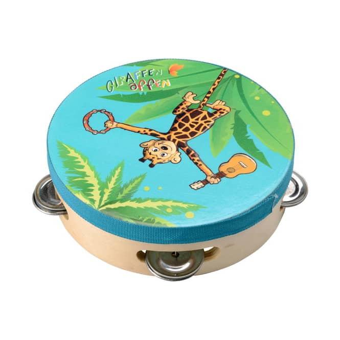 Giraffenaffen - Tamburin