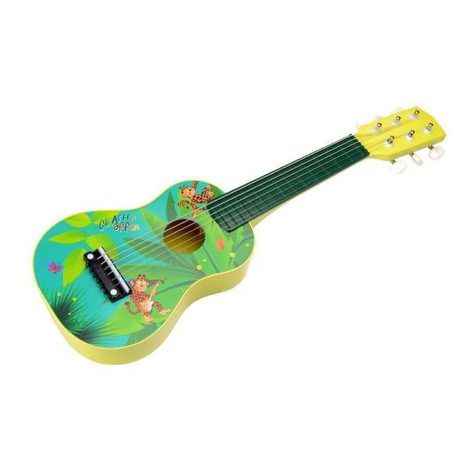 Giraffenaffen - Gitarre