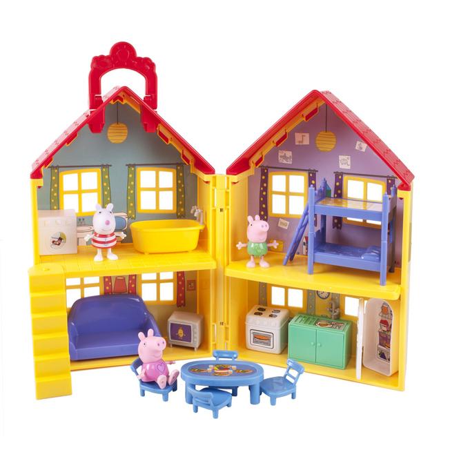 Peppa Wutz - Peppa's Haus Spielset