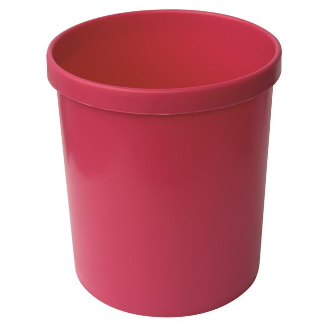 Papierkorb 18 Liter sunsetred