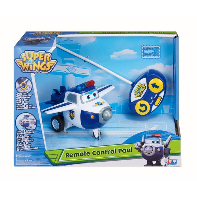 Super Wings - RC Paul - ca. 9 x 13 cm