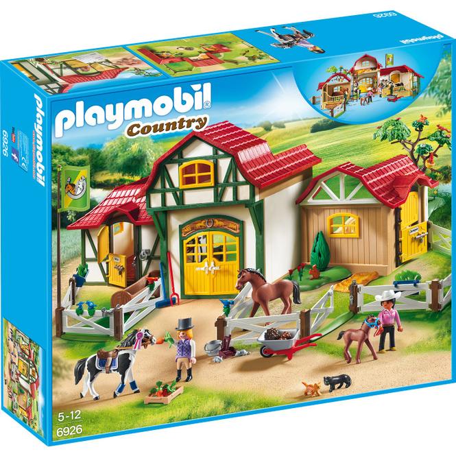 PLAYMOBIL® 6926 - Großer Reiterhof - Playmobil Country