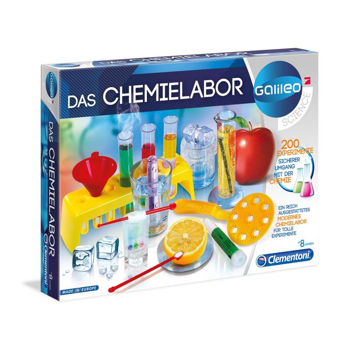 Galileo - Das Chemielabor - Clementoni