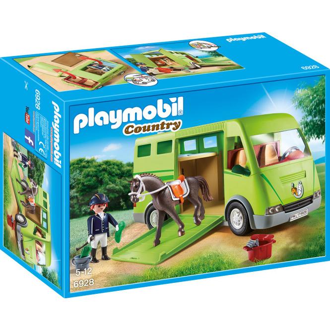 PLAYMOBIL® 6928 - Pferdetransporter - Playmobil Country