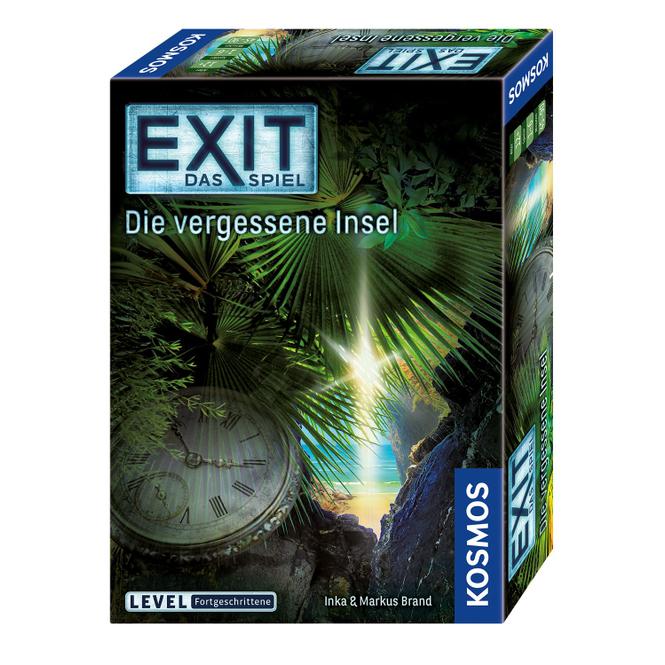 EXIT - Das Spiel - Die vergessene Insel - Kosmos