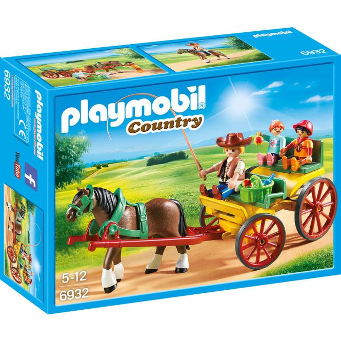PLAYMOBIL® 6932 - Pferdekutsche - Playmobil Country