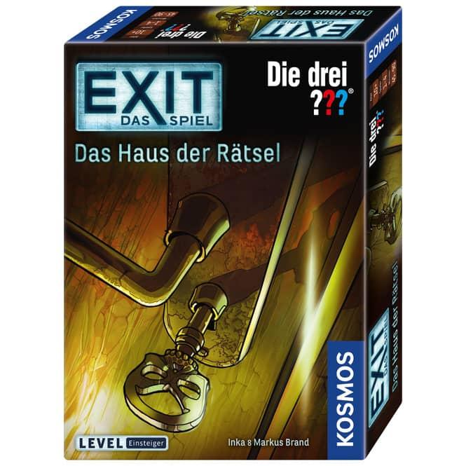 EXIT - Das Spiel - Das Haus der Rätsel - Kosmos