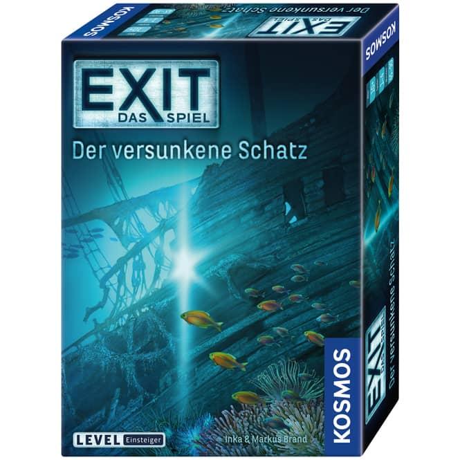 EXIT - Das Spiel - Der versunkene Schatz - Kosmos