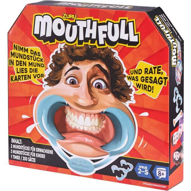 Mouthfull - Gesellschaftsspiel