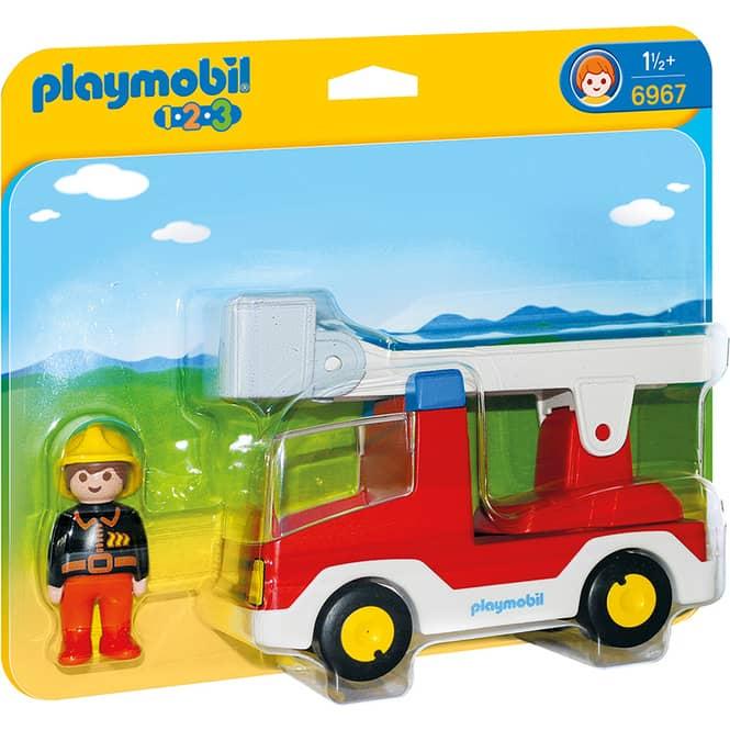 PLAYMOBIL® 6967 - Feuerwehrleitfahrzeug - Playmobil 1-2-3