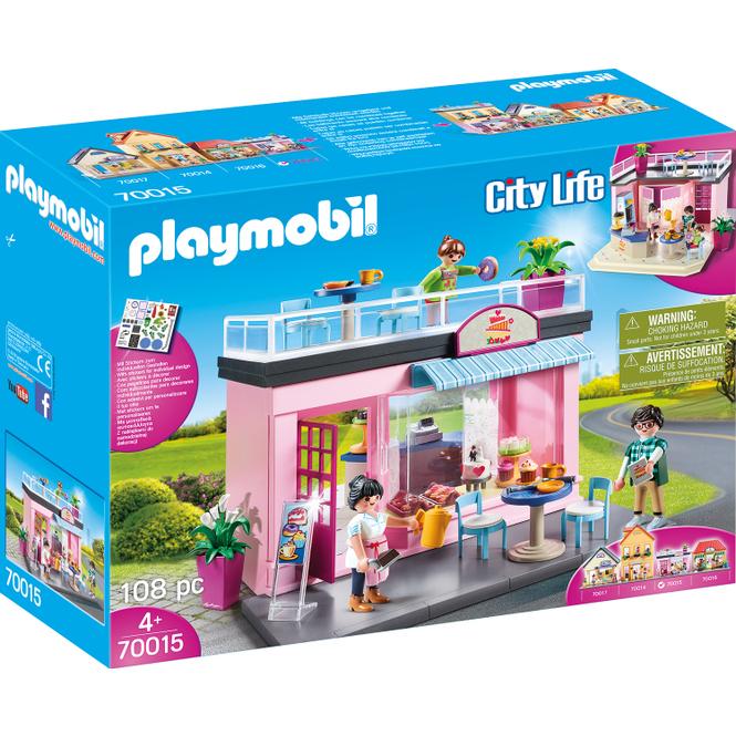 PLAYMOBIL® 70015 - Mein Lieblingscafé - Playmobil City Life