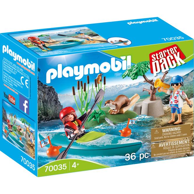 Playmobil® 70035 - Kanu-Training - Playmobil Starter Pack