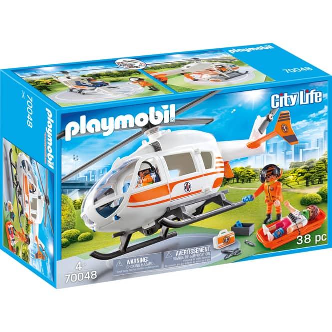 Playmobil® 70048 - Rettungshelikopter - Playmobil City Life