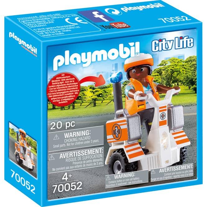 Playmobil® 70052 - Rettungs-Balance-Roller - Playmobil City Life