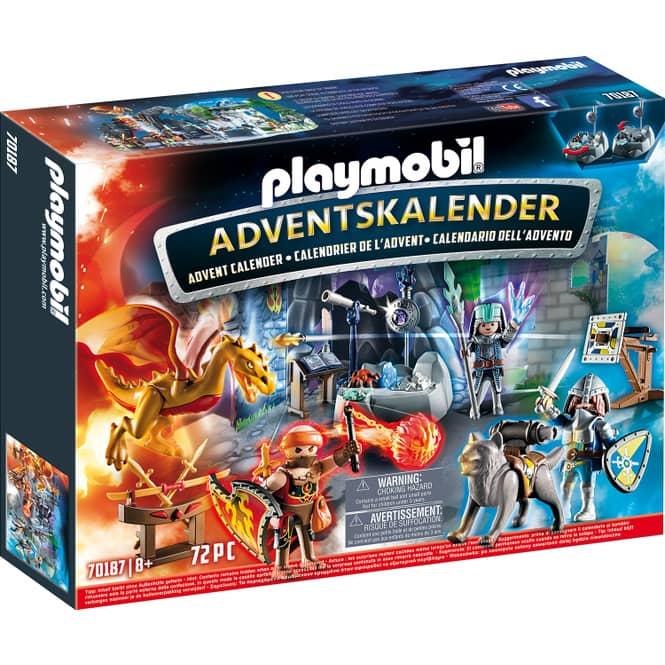 Playmobil® Adventskalender 70187 - Kampf um den magischen Stein