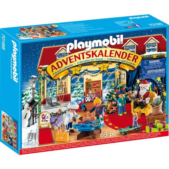 PLAYMOBIL® Adventskalender 70188 - Weihnachten im Spielwarengeschäft