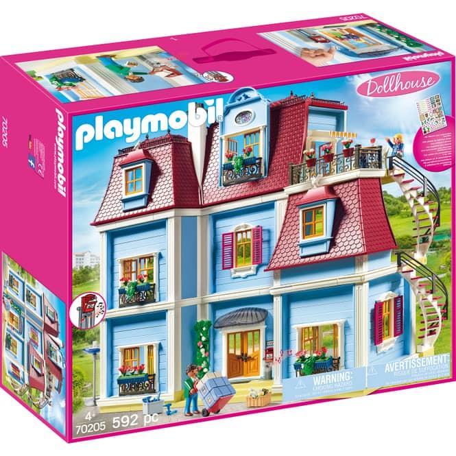 PLAYMOBIL® Dollhouse 70205 - Mein großes Puppenhaus