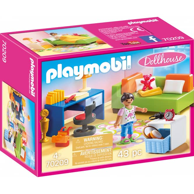 PLAYMOBIL® Dollhouse 70209 - Jugendzimmer