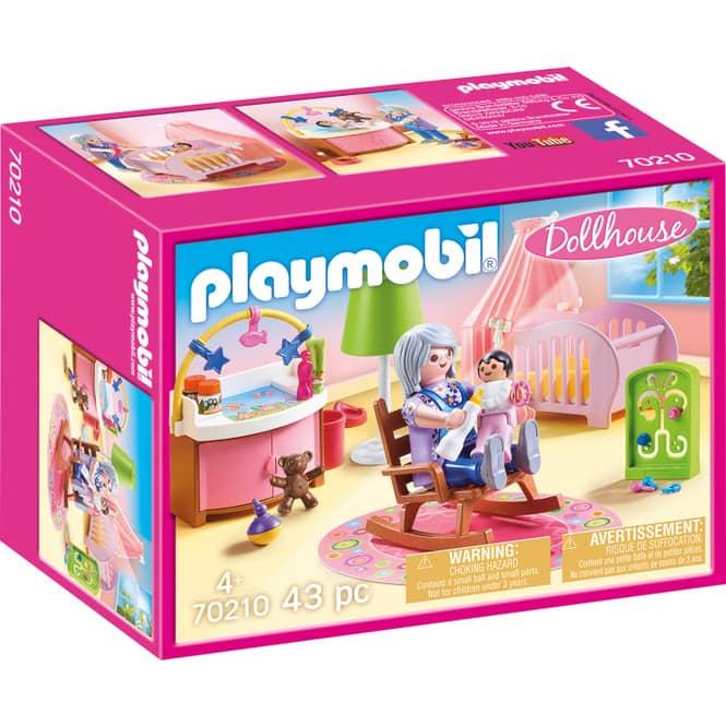 PLAYMOBIL® Dollhouse 70210 - Babyzimmer