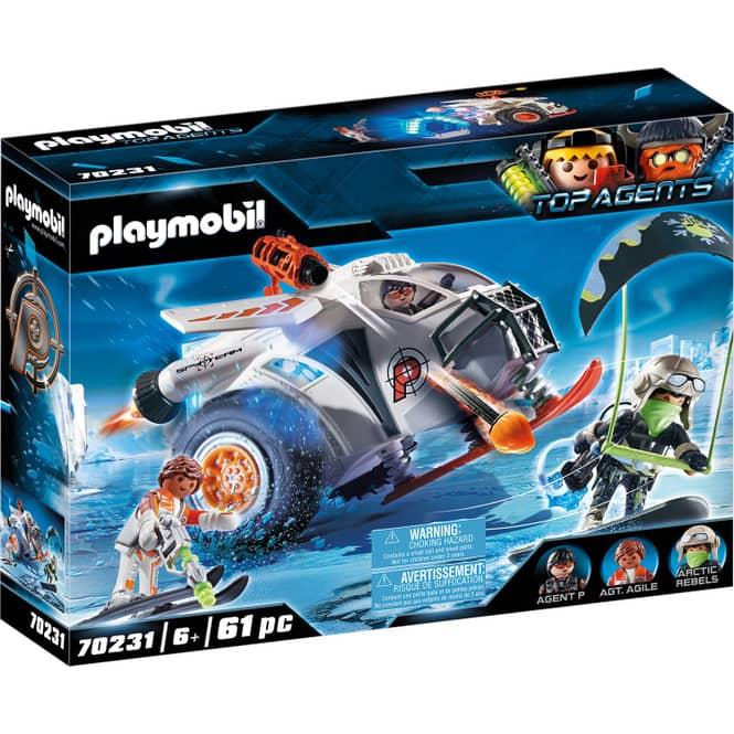 PLAYMOBIL® 70231 - Spy Team Schneegleiter - PLAYMOBIL® Top Agents