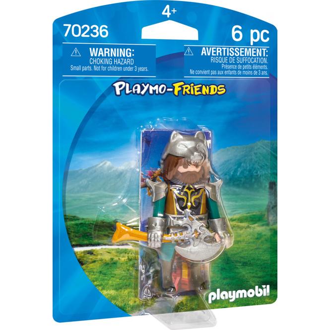 PLAYMOBIL® 70236 - Wolfskrieger - PLAYMOBIL® Playmo-Friends