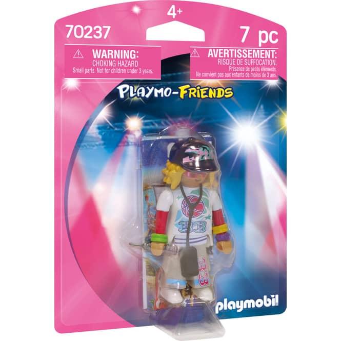 PLAYMOBIL® 70237 - Rapperin - PLAYMOBIL® Playmo-Friends