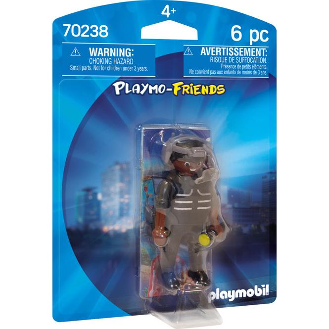 PLAYMOBIL® 70238 - SEK-Polizist - PLAYMOBIL® Playmo-Friends