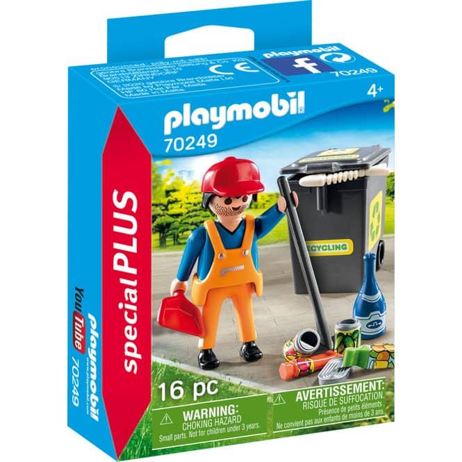 PLAYMOBIL® 70249 - Straßenreiniger - PLAYMOBIL® Special Plus