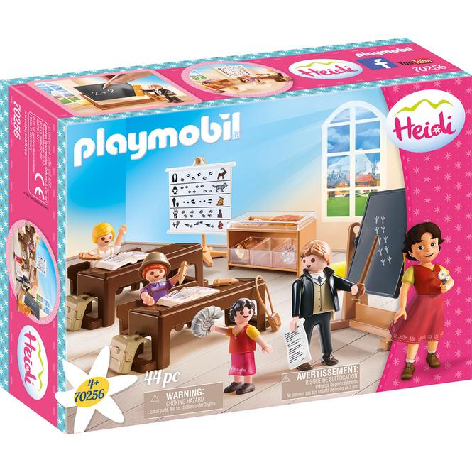 PLAYMOBIL®70256 - Schulunterricht im Dörfli - PLAYMOBIL® Heidi