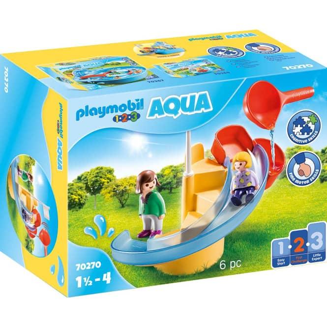 Playmobil® 70270 - Wasserrutsche - Playmobil® 1.2.3 / Aqua