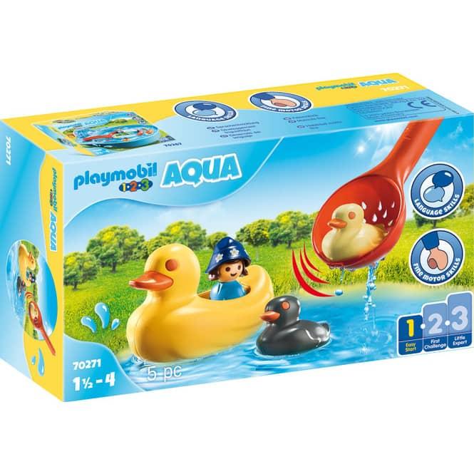 PLAYMOBIL® 70271 - Entenfamilie - PLAYMOBIL® 1.2.3 / Aqua