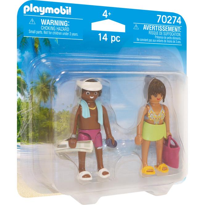 Playmobil® Duo Pack 70274 - Urlaubspaar