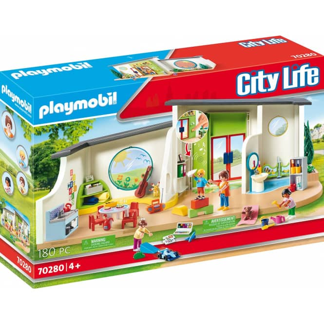 PLAYMOBIL® 70280 - KiTa Regenbogen - PLAYMOBIL® City Life