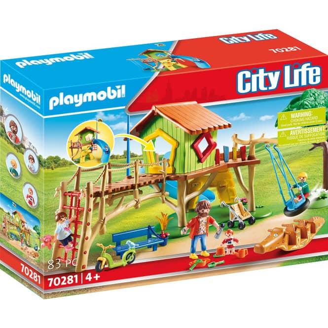 PLAYMOBIL® 70281 - Abenteuerspielplatz - PLAYMOBIL® City Life