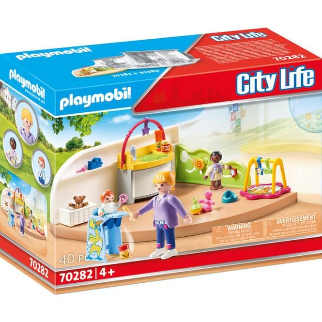 PLAYMOBIL® 70282 - Krabbelgruppe - PLAYMOBIL® City Life