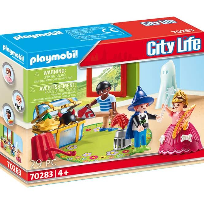 PLAYMOBIL® 70283 - Kinder mit Verkleidungskiste - PLAYMOBIL® City Life