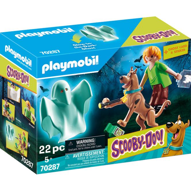Playmobil® SCOOBY-DOO! 70287 - Scooby & Shaggy mit Geist
