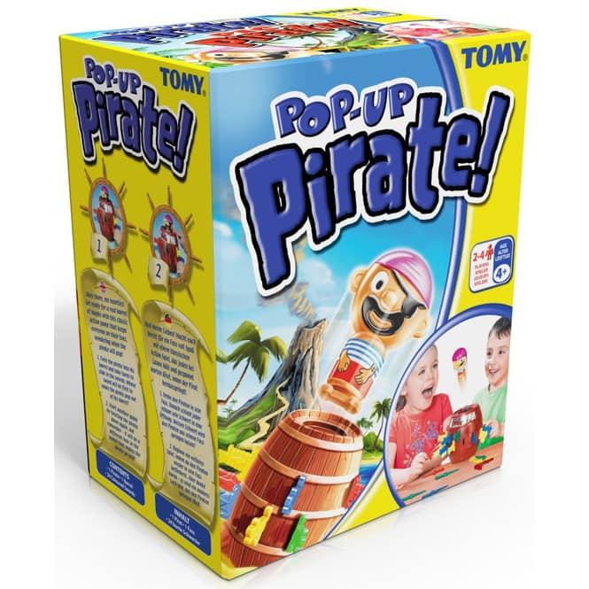 Pop Up Pirate! Kinderspiel - TOMY
