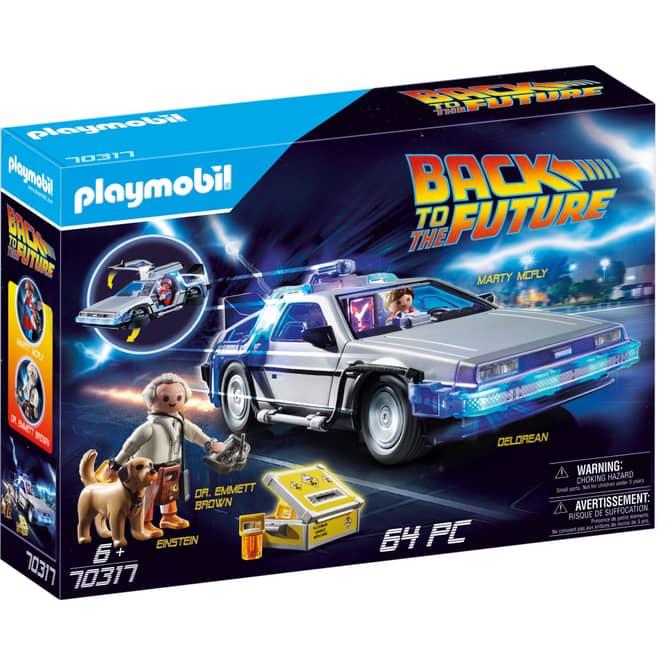 Playmobil® Zurück in die Zukunft 70317 - DeLorean